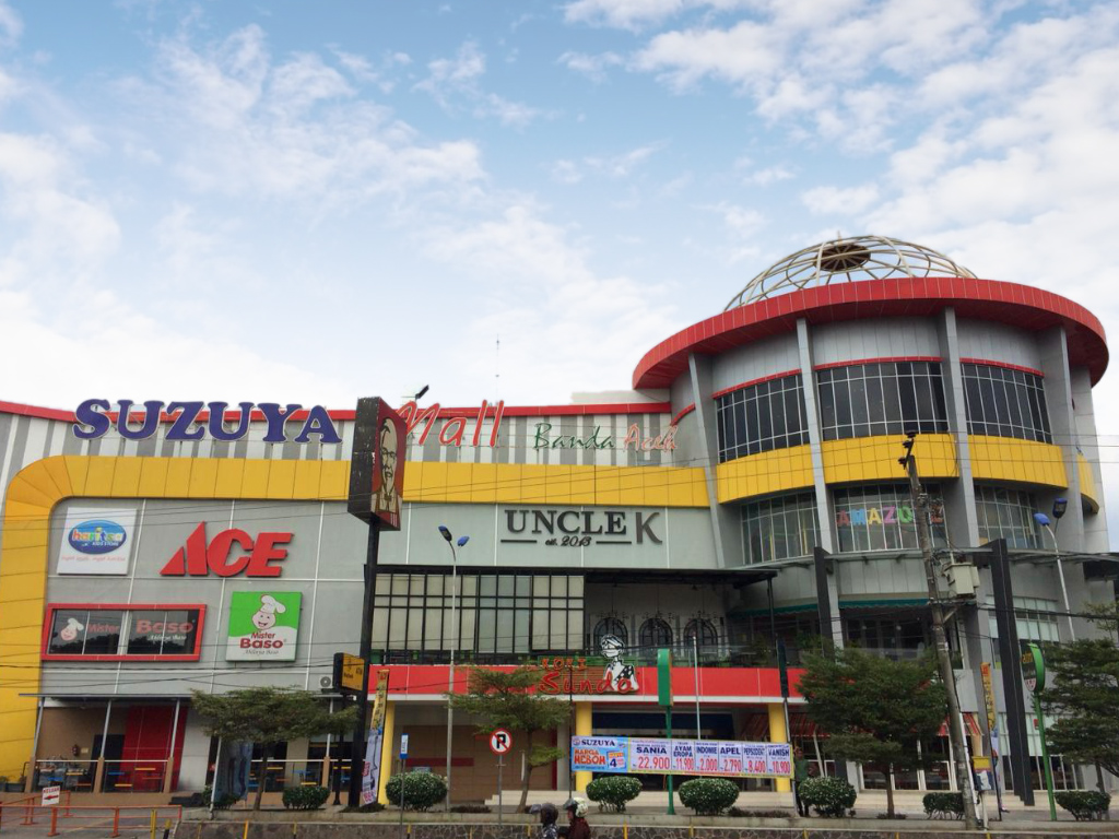 Suzuya Mall Banda Aceh
