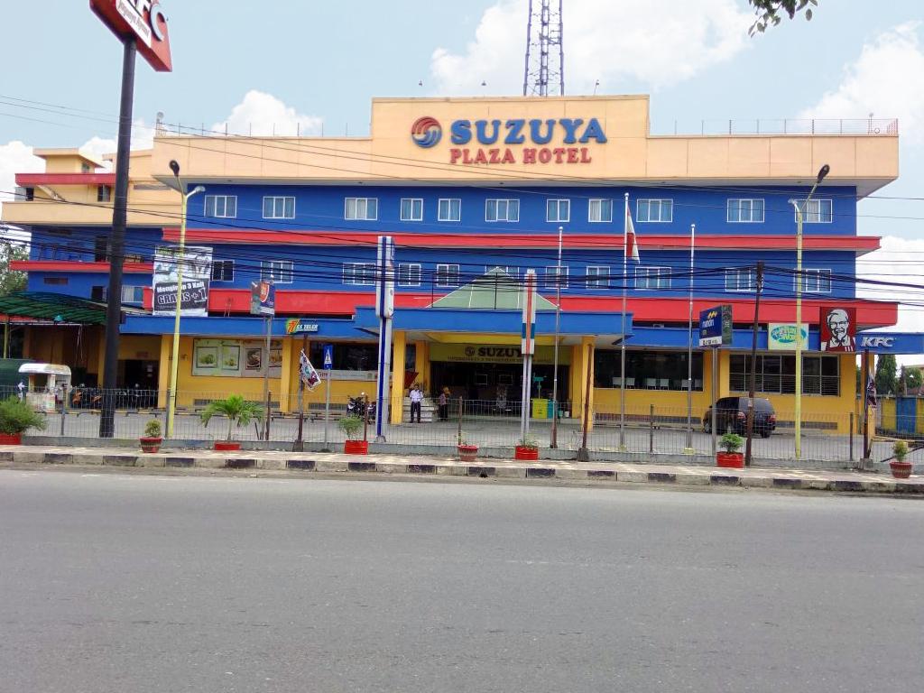 Suzuya Plaza & Hotel Rantau Prapat